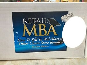 retail Mba Dvd books how To Sell To Wal mart And Other Chain Store Retailers