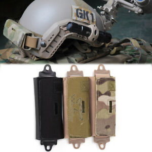 Nylon Counterweight Helmet Bag Pouch Tactical Accessories For OPS FAST BJ PJ MH $25.95