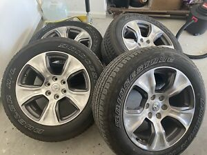 20 Inch Dodge Ram 1500 Wheels And Tires