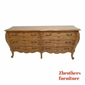 Custom Fremarc Design Country French Carved Chest Of Drawers Dresser