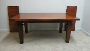 Restoration Hardware Country Farm Refractory Dining Room Table