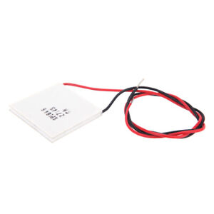 New Thermoelectric Power Generator 40 40mm High Temperature Generation Element