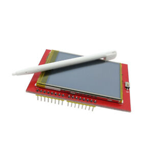 Lcd Module Tft 2 4 Inch Tft Lcd Screen For Arduino Uno R3 Board And Support Mega