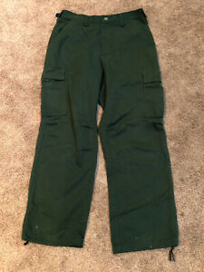 Fss Wildland Fire Fighting Forest Service Fr Flame Resistant Pants Size 28 32x30