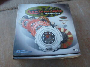 Centerforce Mst559000 Ii Clutch Kits For Mustang Thunderbird Comet Cougar 64 73