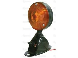 Ford Tractor Fender Mount Quality 12v Flasher Light L660a