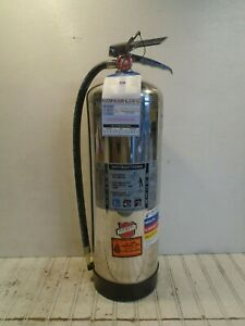Buckeye Fire Extinguisher Model 500 Fdny Tagged 2020 2 1 2 Gal Water Can Empty