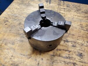 3 Jaw Chuck 2 1 4 8 Thread Off A South Bend Lathe