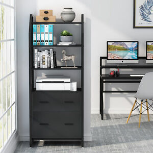 Tribesigns Modern Vertical File Filing Cabinet For Letter legal a4 Size File