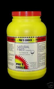 Carpet Cleaning Pro s Choice Natural Fiber Cleaner
