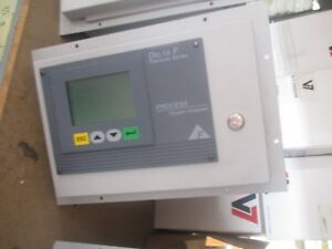 Delta F Model Pah0025 Process Oxygen Analyzer Great Used Stock
