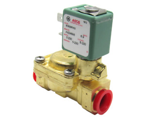 3 8 Asco Brass 300psi Air Valves Air Ride Suspension