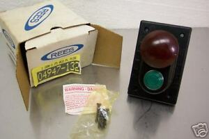 Rees 04947 132 Start Stop Pushbutton Operator Heavy Duty 250 600v New In Box