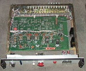 Mts 413 Master Control Panel For Hydraulic Load Frame