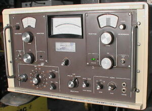Sierra Electronics128a Frequency Selective Voltmeter