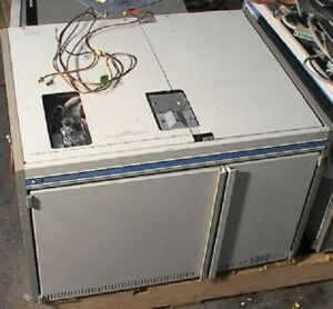 Hewlett Packard Hp 5880a Gc Gas Chromatograph