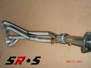 Sr S 4 2 1 Stainless Steel Headers 06 07 08 09 10 11honda Civic Si