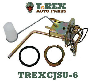 1965 1971 Jeep Cj5 6 Lock Ring Style Sending Unit W V 6 W Return Line