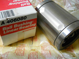 Thomson A406080 Ball Bushing Linear Bearing New Condition In Box