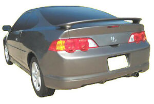 2002 2006 Acura Rsx Painted Factory Style Rear Spoiler Wing Brand New