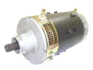 New Crown Forklift Parts Motor Drive Pn 109595