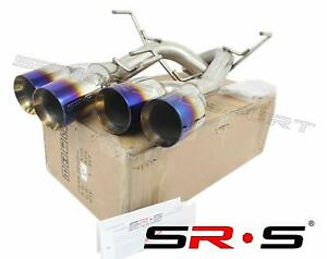 N1 Catback Exhaust For 02 06 Nissan Sentra Spec V Se R 03