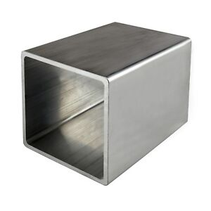 80 20 Inc Mill Finish Aluminum 3 X 3 Square Tube Part 8126 X 96 5 Long N