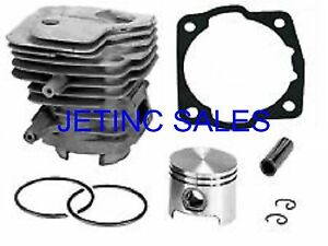 Cylinder Piston Kit Nikasil Fits Partner K650 K700 Active Cutoff Saws