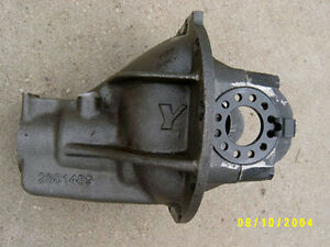 8 3 4 Mopar Nodular Iron Rear End Case Differential New