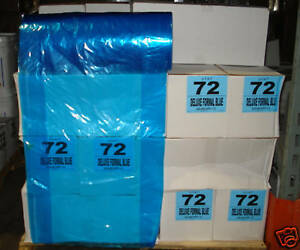 Dry Cleaning 72 Blue Poly Garment Bags 200 Bags roll