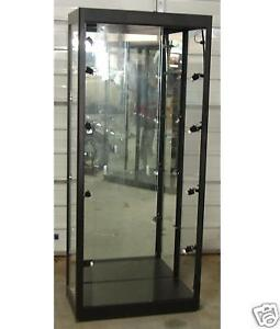 Display Case High quality Lighted Retail Trophy Gallery