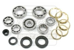 Fits Honda Civic Del Sol Transmission S20 S40 Sg8 Bearing Rebuild Kit 92 00