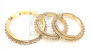 Gm Chevy Sm465 4 Speed Transmission Brass Synchro Rings