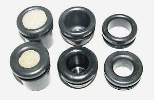Universal 1 25 Valve Cover Rubber Grommet Kit A Stamped Steel Style Covers