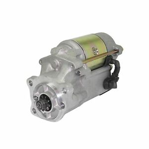 New Toyota Forklift Parts Starter Pn Ty00591 05378 81