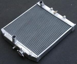 Aluminum Radiator For 92 00 Honda Civic 93 97 Del Sol D15 d16 Eg ek