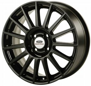 Ford Performance 2000 2011 Svt Focus Black Rally Wheel Set M 1007 S177b