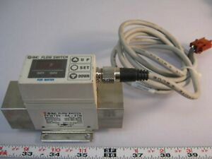 Smc 1 2 2 16l m Flow Switch For Water Pfw720 04 27n