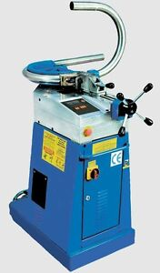 New Ercolina Top Bender 050 Plus Rotary Draw Tube Pipe Free Shipping
