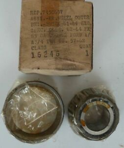 1961 64 Buick 1960 63 Cad 1962 64 Olds Wheel Bearing