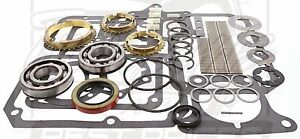 Jeep T 18 T18 4 Speed Transmission Bearing Rebuild Kit With Synchros