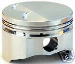 Diamond 23 Sbc Forged Pistons Flat Top