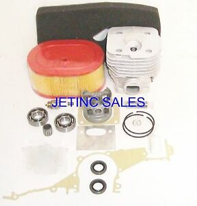 Cylinder Piston Oh Kit Fits Partner Husqvarna K950