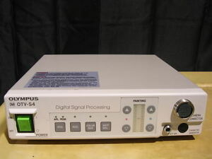 Olympus Otv s4 Color Camera Controller Oes Tv System
