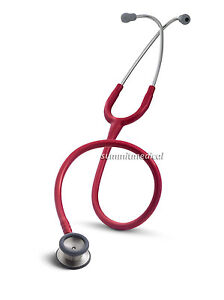 3m Littmann Classic Ii Pediatric Stethoscope Red New