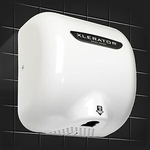 New Excel Xl bw Xlerator Automatic Hand Dryer Quick Dry 120v Fast Hand Dryer