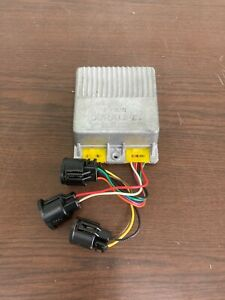 New Ford Ignition Control Module Has 2 Yellow Chips