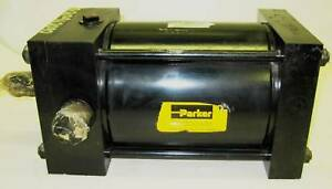 Parker Hydraulic Cylinder Series 2a Flange Mounting