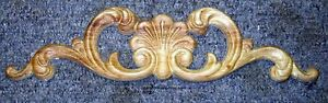 Wood Embossed Applique 2 7 8 X 11 3 8 Hq007