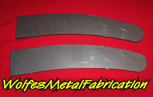 Model A Ford 1 8 Easyweld Horn Boxing Plates 28 29 30 31